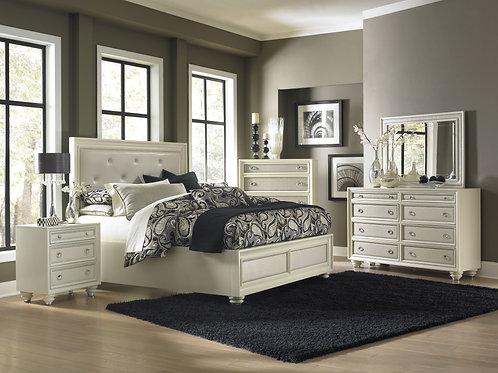 Diamond Island Bedroom Collection