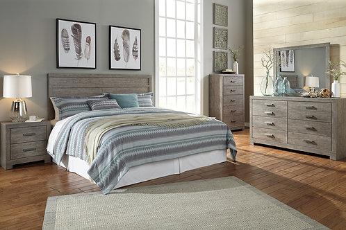 """Culverbach """"Budget"""" Panel Bedroom Set"""