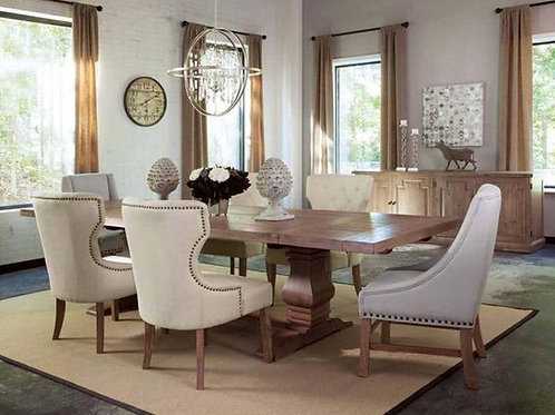 Florence Dining Collection w/6 Chairs