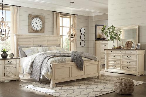 Bolanburg White Queen Bedroom Set
