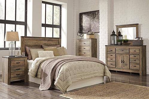 Trinell Twin or Full Headboard Bedroom Set