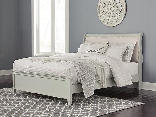 Jorstad Upholstered Sleigh Bed