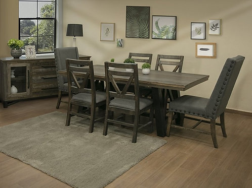 Loft Brown Dining Room Collection