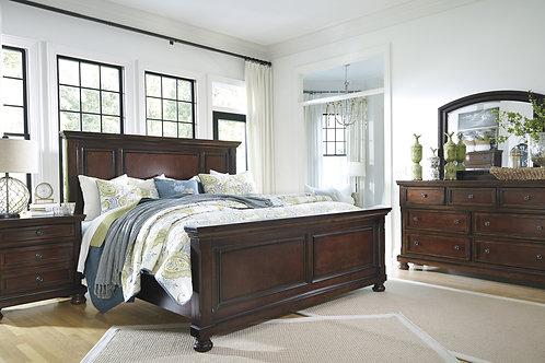 Porter Panel Bedroom Set