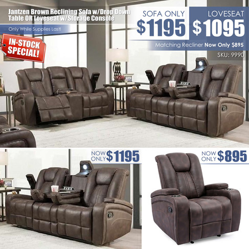 Jantzen Brown Reclining Sofa OR Loveseat_640206_Sep2021.jpg