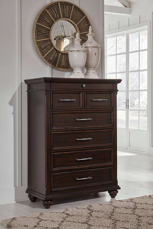 Brynhurst Walnut Chest