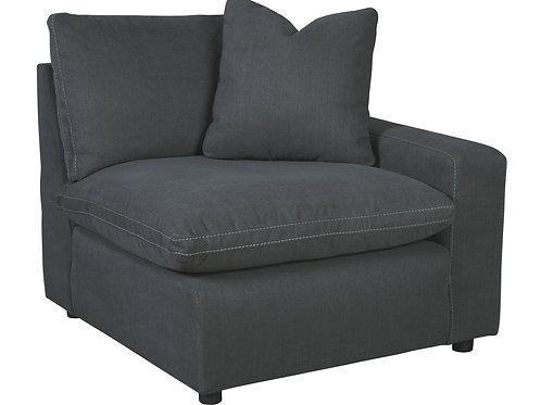 Savesto Charcoal RAF Corner Chair
