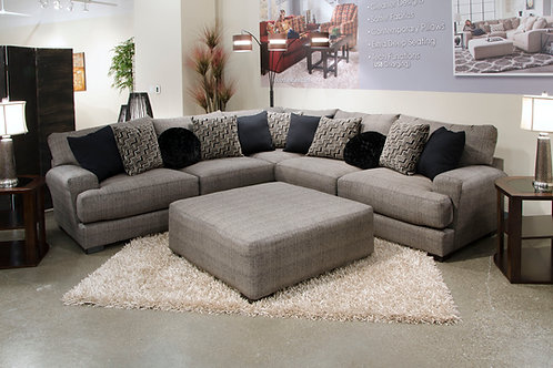 Ava Pepper 3-PC Sectional