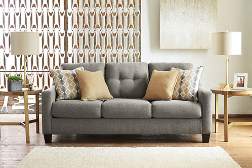 Daylon Graphite Sofa OR Loveseat