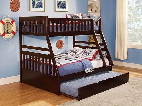 Rowe Twin/Full Bunk Bed