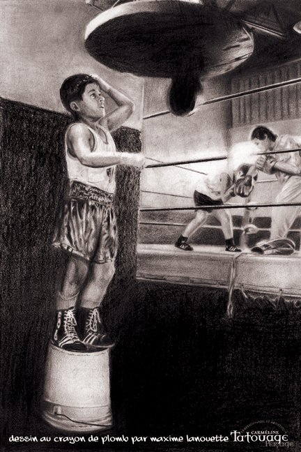 drawing-boxer-maxime lanouette