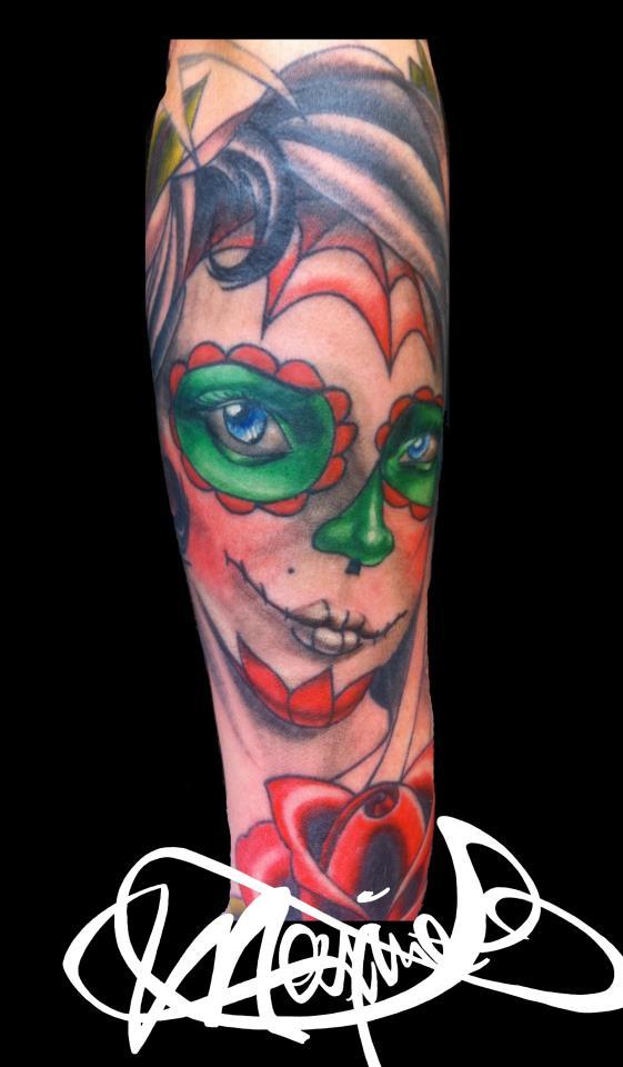 muerta-tattoo-tatouage-maxime lanouette