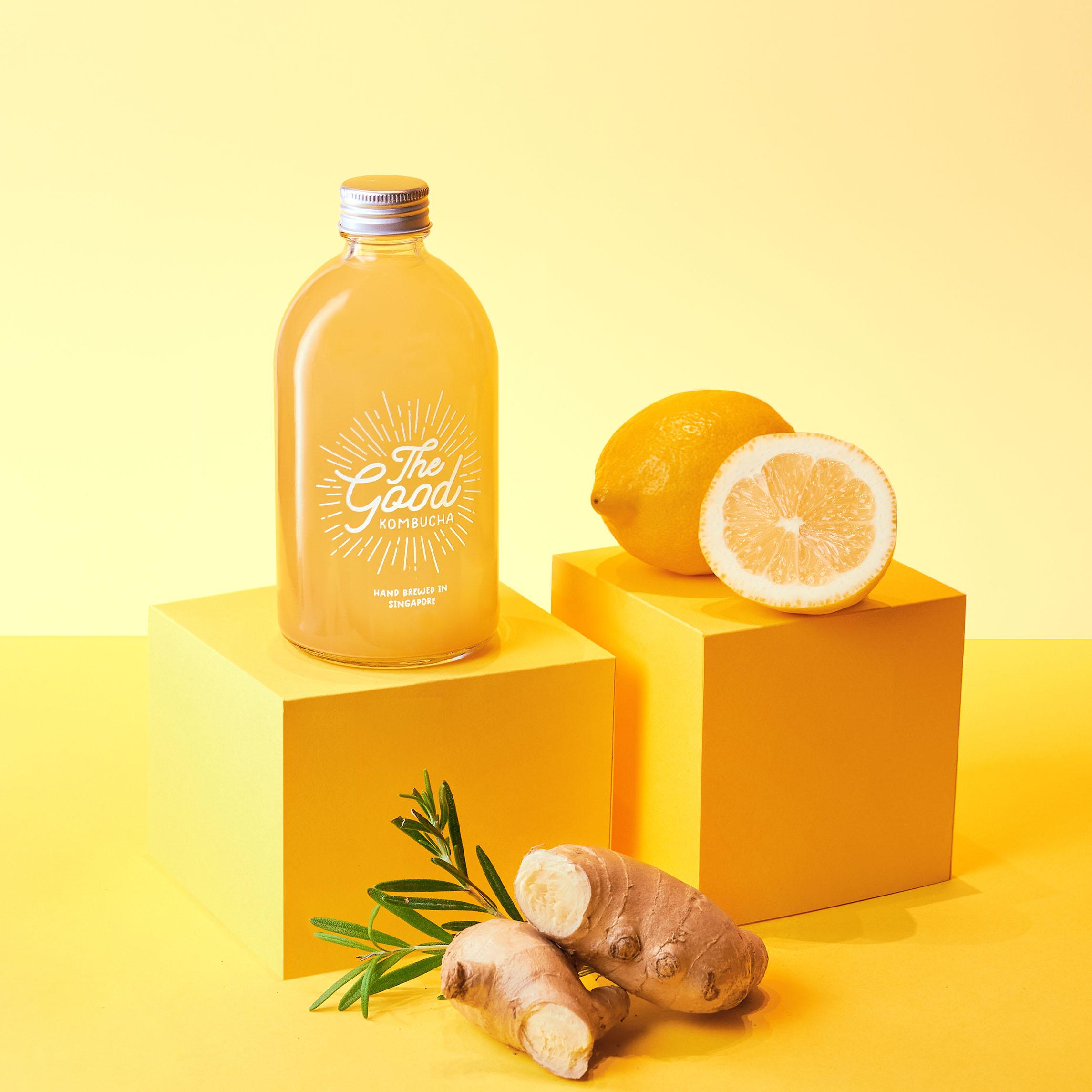 lemon ginger style