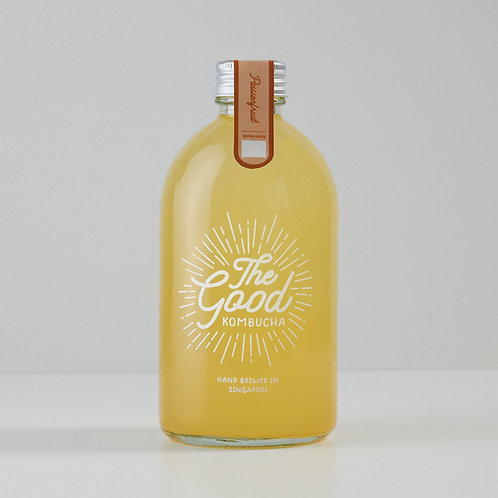 Passionfruit Kombucha (400ml)