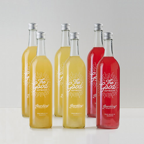 Family Subscription (6 x 750ml Per Month)