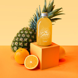 pineapple orange style