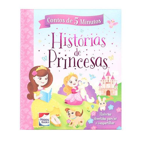 CONTOS DE 5 MINUTOS: HISTORIAS DE PRINCESA