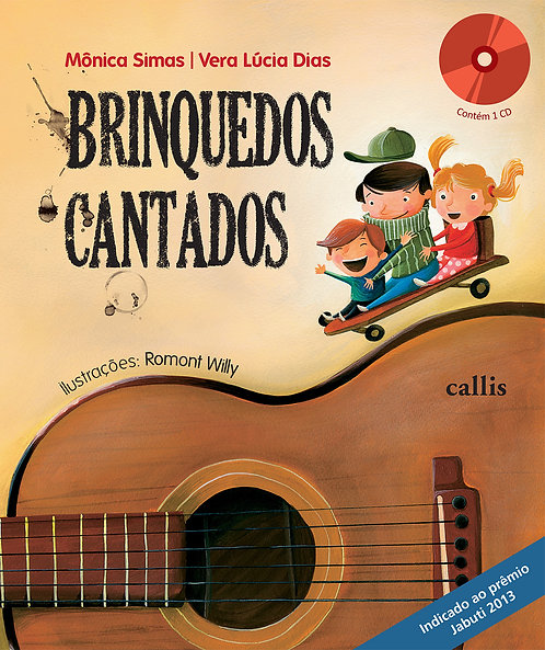 BRINQUEDOS CANTADOS I - 1ED - BR