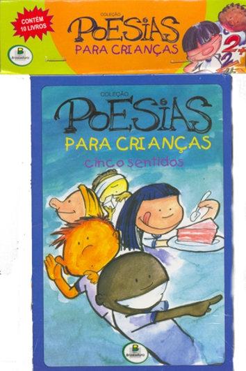 POESIAS PARA CRIANCAS(ECO)-KIT C/10 UND.(I)