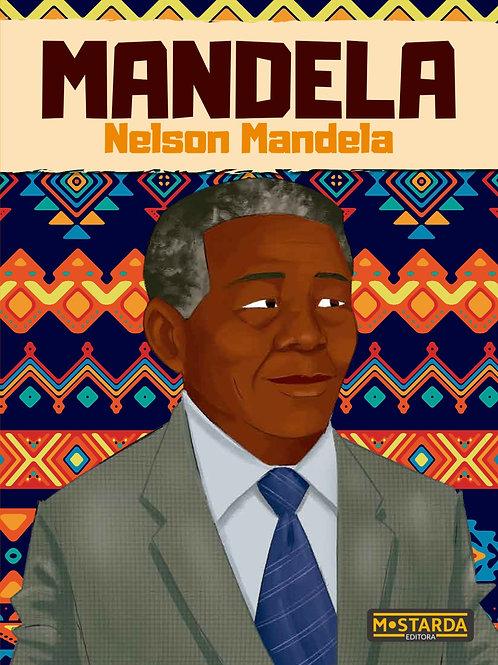COL. BLACK POWER - NELSON MANDELA