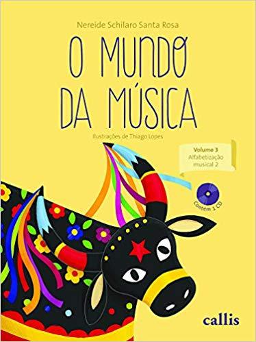 MUNDO DA MUSICA - ALFABETIZACAO MUSICA