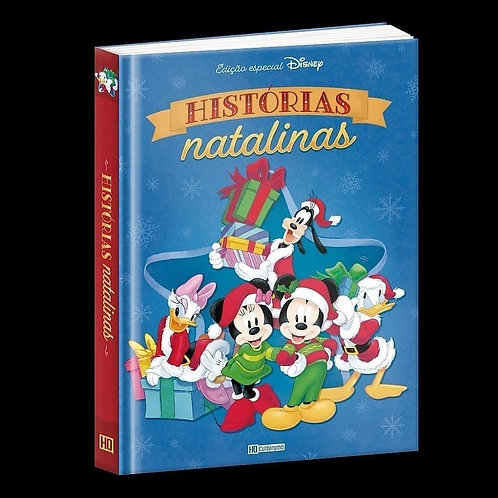 DISNEY HISTORIAS NATALINA (Historias em quadrinhos)