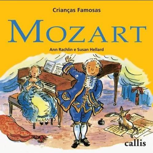 CRIANCAS FAMOSAS - MOZART - 2ED - BR