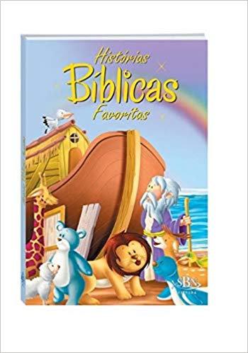 HISTORIAS BIBLICAS FAVORITAS - VOLUME UNICO