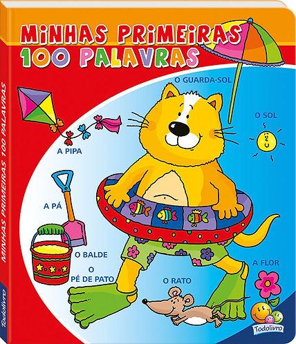 MINHAS PRIMEIRAS 100 PALAVRAS: VERMELHO