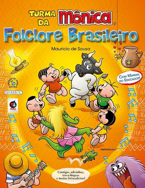 TURMA DA MONICA - FOLCLORE BRASILEIRO