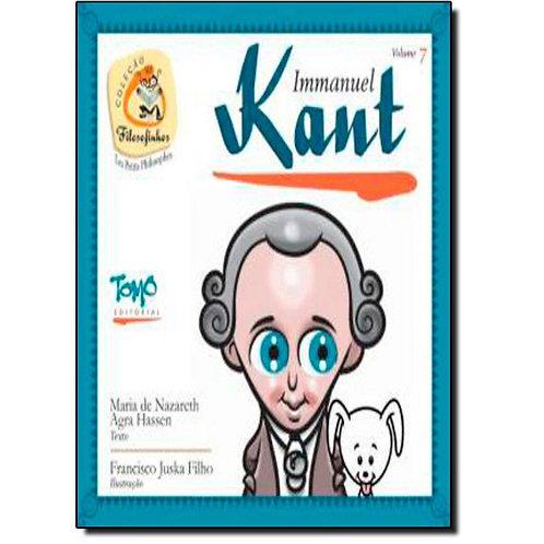 FILOSOFINHOS VOLUME 7 KANT