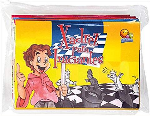 XADREZ PARA INICIANTES-KIT C/10 UND.