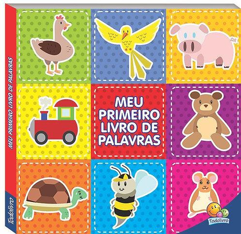 MEU PRIMEIRO LIVRO DE PALAVRAS