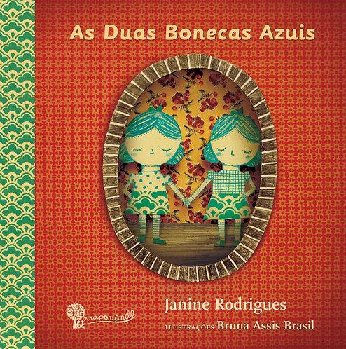 AS DUAS BONECAS AZUIS