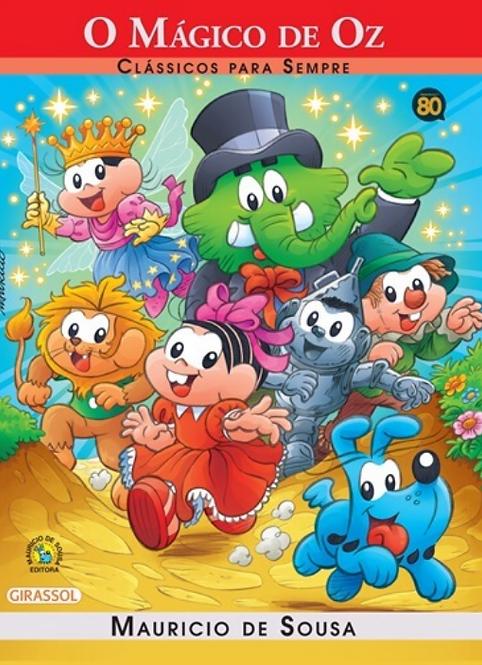 Turma da Mônica - Clássicos Para Sempre - O Magico De Oz