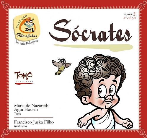 FILOSOFINHOS VOLUME 3 SOCRATES
