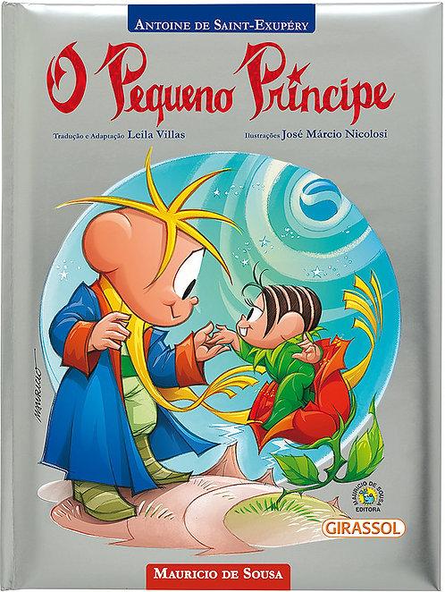 TURMA DA MÔNICA - O PEQUENO PRINCIPE Brochura