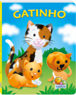 DEDINHOS AGITADOS UM LIVRO-FANTOCHE I: GATINHO