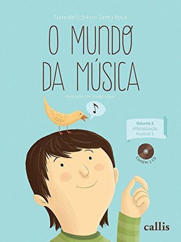 MUNDO DA MUSICA - ALFABETIZACAO MUSICAL