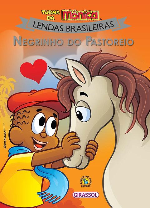 TURMA DA MONICA - LENDAS - BR NEGRINHO DO PASTOREIO (CAPA NOVA)