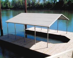 Boat Dock Cover