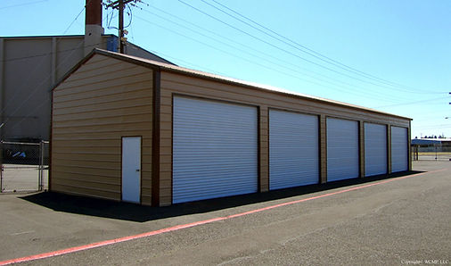 Commercial Shop Garage