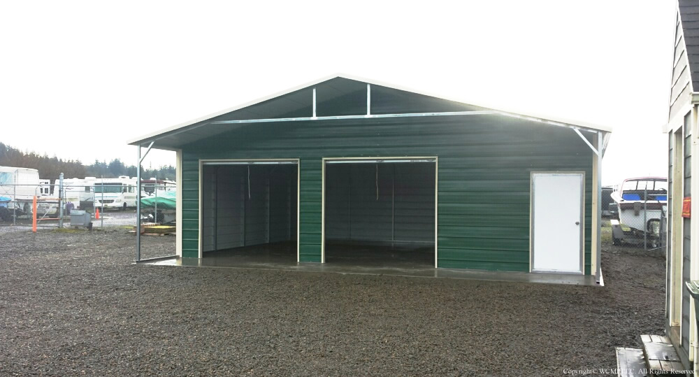 Custom Utility Carport Garage