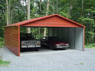 2 Car carports