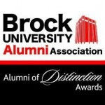 The Brock University Alumni Association Alumni of Distinction Award