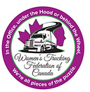 We are a proud supporter and ally of the Women's Trucking Federation of Canada