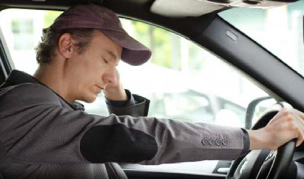 Are you driving tired? Relax – Don't do it! 6 DriveWise warning signs to combat driver fatigue