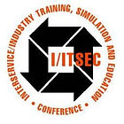Logo for the Interservice/Industry Training, Simulation & Education