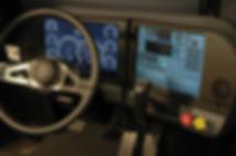 DPA TranSim Dash Closeup