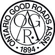 We continally work with the Ontario Good Roads Association and attend many of their annual events